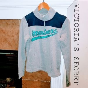 VICTORIA'S SECRET Pink Seattle Mariners Pullover